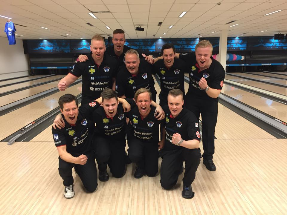 Elitbowling Bodens BS